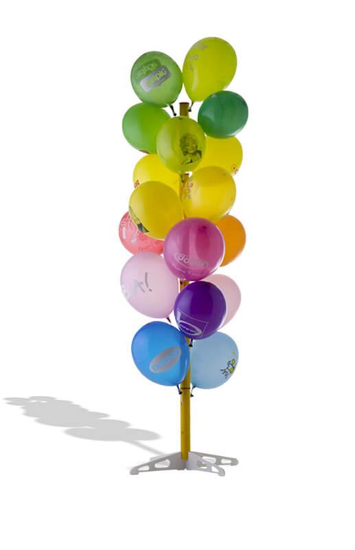 Espositore di palloncini - accessori per palloncini