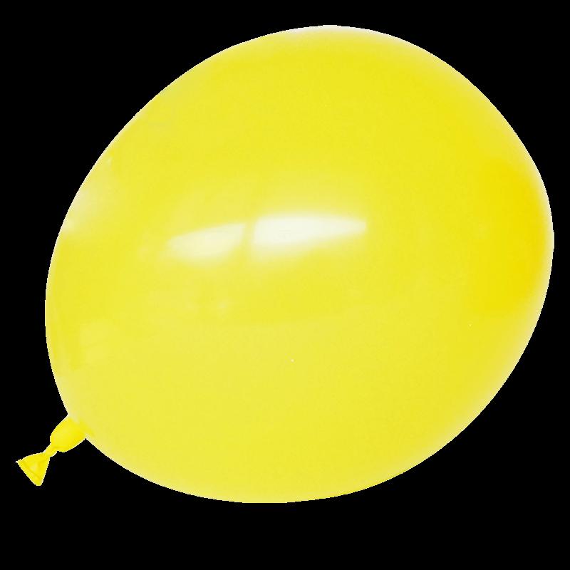 Palloncino giallo