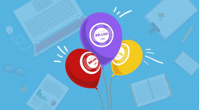 palloncini gadget promozionali originali